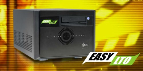 GB Labs revolutionises LTO archiving with EasyLTO