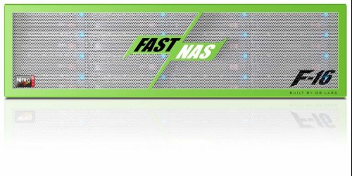 GB Labs rockets FastNAS storage connectivity to 25 GbE.