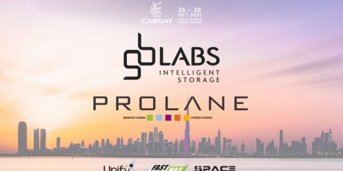 GBLabs unveils Unify Hub and cements new partnership with PROLANE at CABSAT 2021