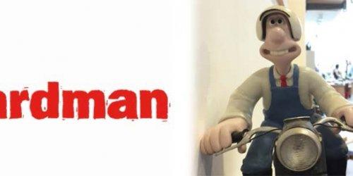 Aardman choose GB Labs' Media Storage