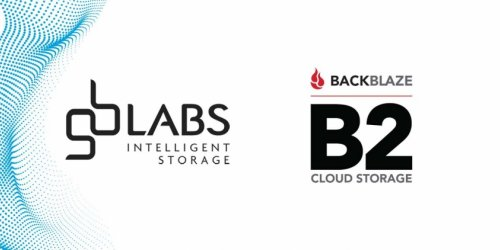 GB Labs announces integration with Backblaze B2 cloud storage
