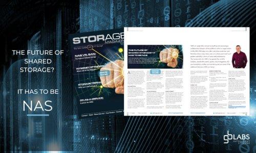 The future of shared storage? It has to be NAS - Storage Magazine