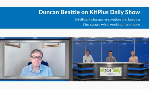 Kitplus Daily: An interview with Duncan Beattie