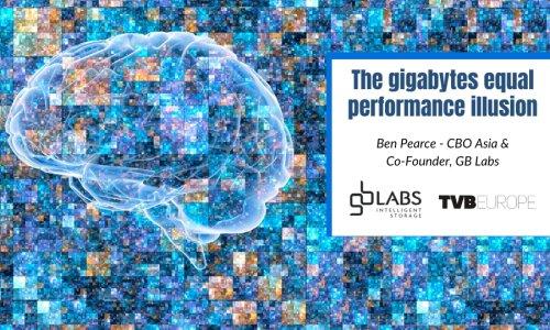 TVBEurope: The gigabytes equal performance illusion